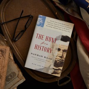 Nathan Raab, The Hunt For History, Book
